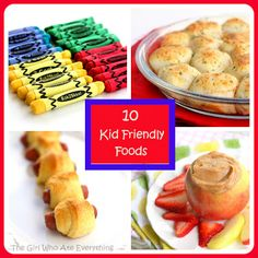 10 Kid Friendly Foods   The Girl Who Ate Everything