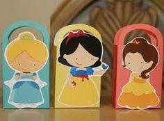 Resultado de imagen de ideas de invitaciones de princesas