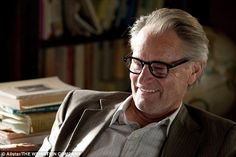 He graduated from Duarte High School in Los Angeles County in 1961 and went on to briefly study agriculture at Mt. San Antonio Junior College. Shepard is pictured above in the film August: Osage County