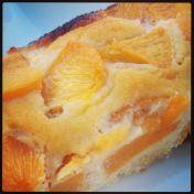 Peach danish. Paleo/primal.