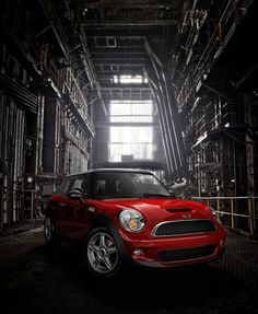 Mini Cooper S on Behance