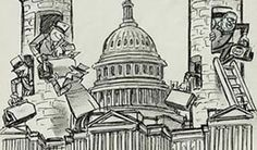 Ethics - Enduring Outrage: Editorial Cartoons by HERBLOCK   Exhibitions - Library of Congress
