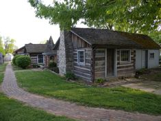 Pioneer Village at the John Hay Center Salem, In