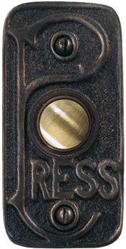 Art Nouveau Style Doorbell