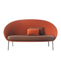 @expormim s TWINS Garden Sofa is the result of a unique creative process focused on finishes and comfort pursued through a new technical fabric conceived and designed by @mut_design #archiproducts