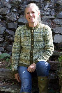 Ravelry: Seterkoften pattern by Wenche Roald Ravelry, Bomber Jacket, Vest, Knitting, Pattern, Sweaters, Fashion, Moda, Tricot