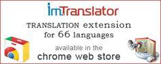 Paralink Translator - websites to translate