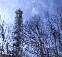 Big Walker Lookout Tower