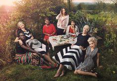 Marks & Spencer elige a sus 'Mujeres Al Mando' para su campaña de primavera/verano 2014