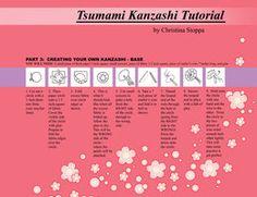 Kanzashi Tutorial - Part I by ~Kurokami-Kanzashi on deviantART