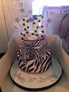 sweet 16 #birthdaycake #cakedesign #cake #southport