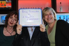 This reader celebrates: Being surrounded by two beautiful librarians! Neil Pasricha, Librarians, Toronto, Celebrities, Awesome, Beautiful, Celebs, Be Awesome, Foreign Celebrities