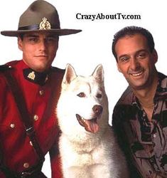 Due South - didn't last long, but I loved this show
