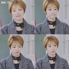Min Ha Ri - so cute and pretty!