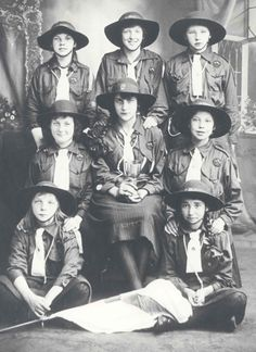 girl scouts were british spies bc boys were bad at it! Guides Uniform, Brownies Girl Guides, Guide Badges, Baden Powell, Day Of My Life, Women In History, Best Memories, Wwi, Girl Scouts
