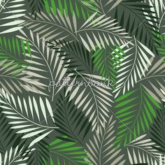 View Seamless Fern Leaf Pattern Abstract Design by Anna Kosenko. Available in Seamless Repeat Royalty-Free. Tree Print, Mixed Media Collage, Repeating Patterns, Ferns, Abstract Pattern, Textured Background, Custom Fabric, Spoonflower, Print Patterns