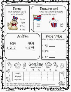Soil Properties Worksheet Word Smiling And Shining In Second Grade Math Morning Work For Second  Preposition Worksheets Free Excel with Kitchen Measuring Worksheets Excel This Daily Practice For Second Grade Is Ideal To Use For Morning Warmup  Work Homework Or Seat Work During Universal Access Time These Skill  Sheets Are Printable Vocabulary Worksheets Excel