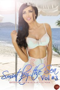 Belinda's Bookshelf reviews Smut by the Sea Volume 3!