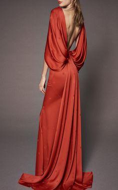 Zac Posen Resort 2019 New York Collection - Vogue Haute Couture Style, Couture Mode, Couture Fashion, Fashion Mode, Look Fashion, Runway Fashion, High Fashion, Fashion Design, Fashion Trends