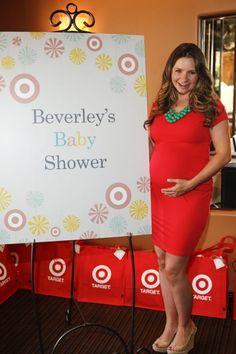 Beverley Mitchell Celebrates Baby Shower, Talks Birth Plan