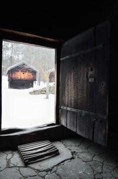 Winter cabin / Oslo, Norway