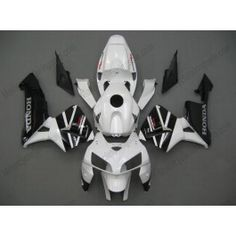 Honda CBR 600RR F5 2005-2006 Injection ABS Fairing - Others  - White/Black | $639.00