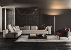 Smink Incorporated | Products | Sofas | Minotti | Yang
