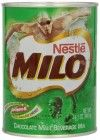Nestle Milo Malt Beverage Mix, Chocolate, 14.1 -Ounce
