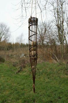 Pileflet til fuglekugler...
