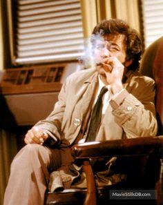 """Columbo"" Peter Falk"