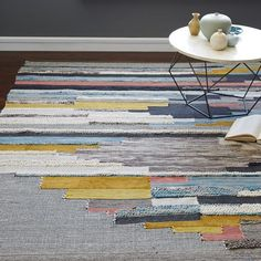 Muliti Pixel Woven Rug $249 - $999 request by Rose Stark