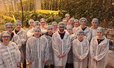 Urban Farmers tour in The Hague