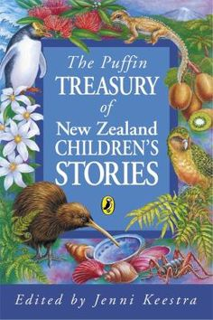 A collection of popular children's stories and poems by New Zealand writers. Includes picture books, poems, short stories and extracts from novels. Suggested level: junior, primary, intermediate. Junior Non-fiction: 820.809 KEE