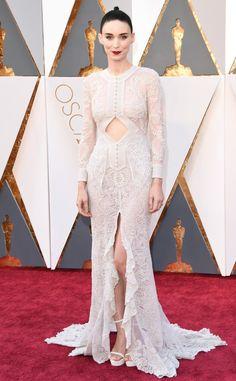 Rooney Mara in Givenchy at the 2016 Academy Awards