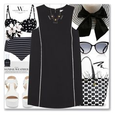 """""""Last days of summer"""" by jan31 ❤ liked on Polyvore featuring Deborah Lippmann, Forever New, Christian Dior, Kate Spade, Canvas by Lands' End, Cactus, MANGO, Marni and Eyeko"""