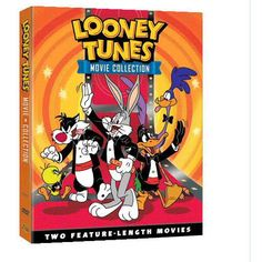 Lights camera Looney-ness! The Spotlight is on 2 Looney Tunes movies - now remastered so that every image shines and…