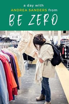 A Day with Andrea Sanders from Be Zero Sustainable Clothing, Sustainable Living, Sustainable Fashion, Fashion Capsule, Cool Phone Cases, Green Life, Biodegradable Products, Eco Friendly, Zero