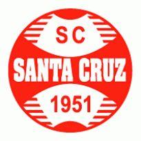 Sport Club Santa Cruz de Bom Jesus-RS Logo. Get this logo in Vector format from http://logovectors.net/sport-club-santa-cruz-de-bom-jesus-rs/