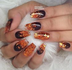 Fall Nail Art Designs 2019 Gel Nail Designs 2019 Styleateaze Com