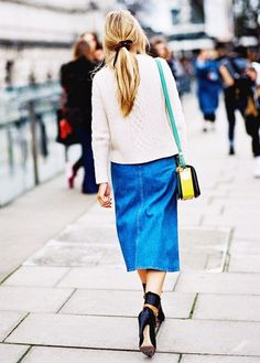 Spring Essentials For the Girl Who Always Looks Effortless - Street Style