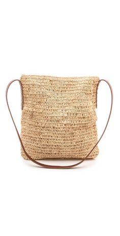 Bop Basics Raffia Cross Body Bag | SHOPBOP