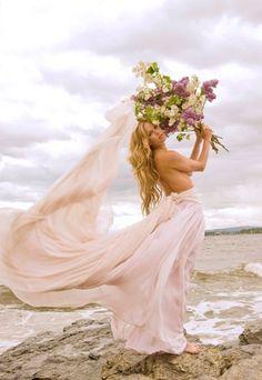 Leila Hafzi Sustainable Bridal Collection