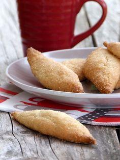 Chic, Chic, Chocolat: Zézettes de Sète {biscuits à l'huile d'olive et au muscat}