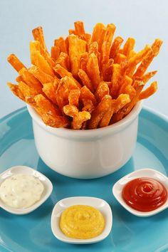 Alt du trenger å vite om søtpotet Carrots, Vegetables, Snacks, Food, Drink, Carrot, Meal, Eten, Vegetable Recipes