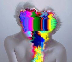 Artwork by Heitor Magno  #HeitorMagno #Inspo | scifi, futurist, glitch