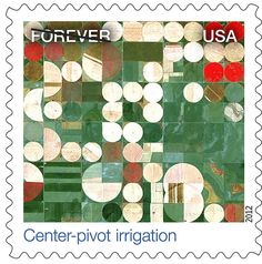 Landsat Images Land on US Postal Stamps by NASA Goddard Photo and Video, via Flickr