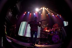 Animals As Leaders @ The NorVa, May 2012   Photo by: Lindsey Carter
