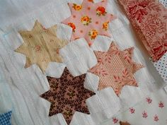 """Supergoof Quilts: """"The Stonefields Quilt"""""""