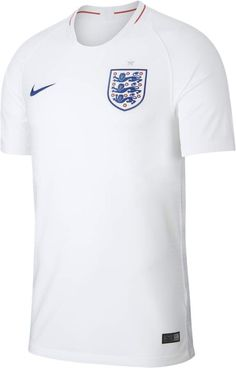 5e259063d Nike 2018 England Stadium Home Men s Soccer Jersey Size Small (White)  England Soccer Jersey