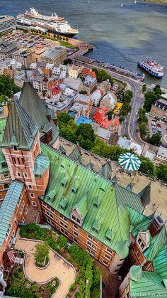 Quebec City, Canada (by www.digitaldirect.ca on Flickr)